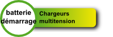chargeur multitension
